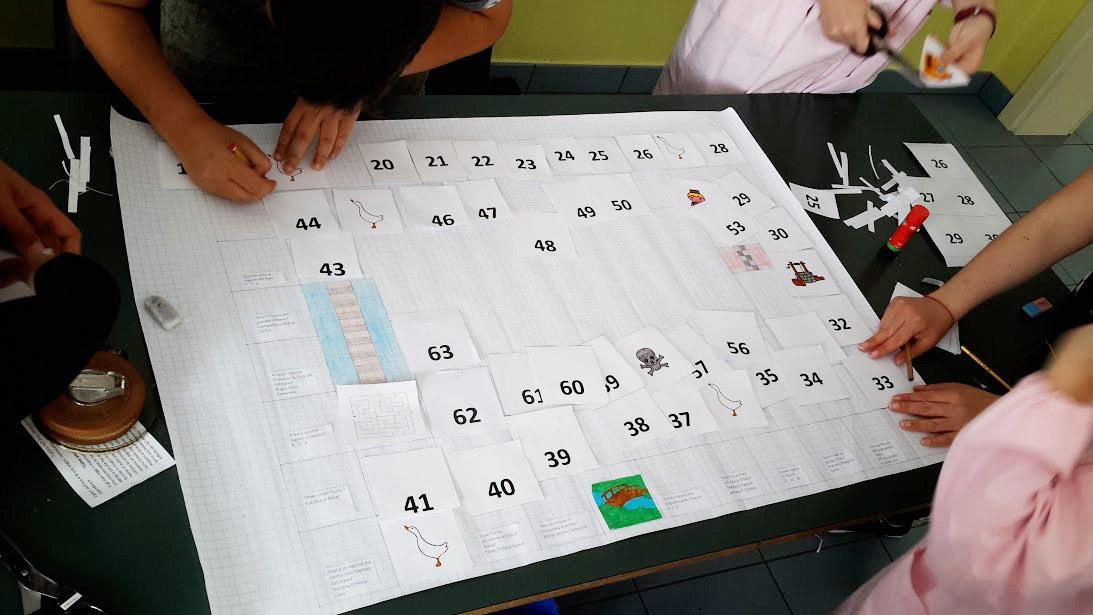 gioco in classe