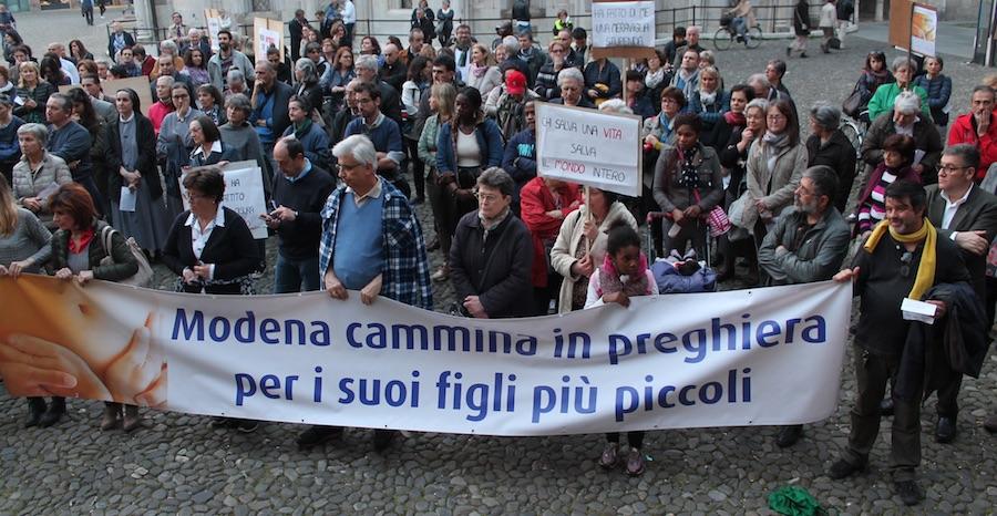 Modena per la Vita