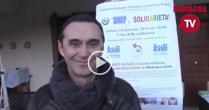 Clicca qui per vedere l'intervista a Giuseppe Giacobazzi