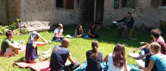 Formazione spirituale dei volontari di Operazione Colomba
