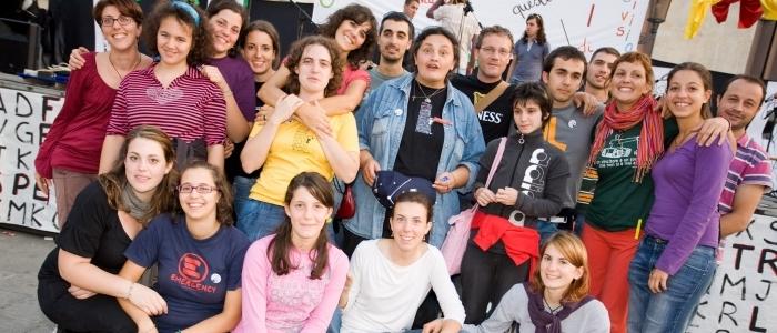 Il raduno dei volontari, grande festa Congrosso dei giovani