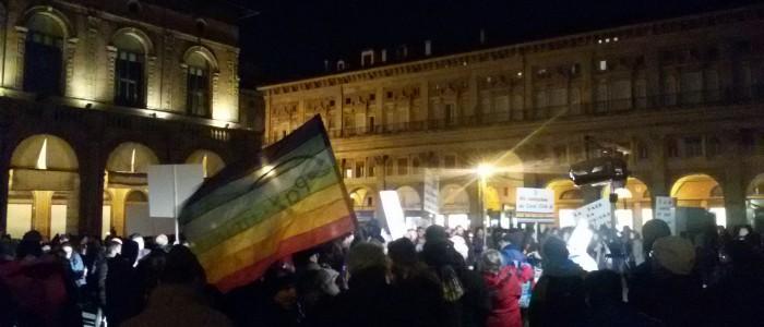 Marcia per la Pace a Bologna, 1 gennaio 2017