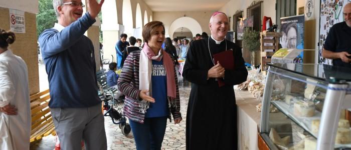 Festa della condivisione a Vicenza per i 50 anni della Comunità Papa Giovanni XXIII