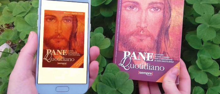 Messalino Pane Quotidiano: anche in ebook