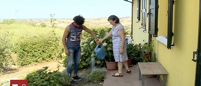 Accogliere minori profughi in famiglia: una storia di affidamento familiare