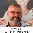 Stefano Vitali, copertina del libro di Sandra Sabattini