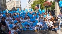 Giornata mondiale delle persone sorde 2017, Padova, 20/9/17. Foto di Marco Tassinari
