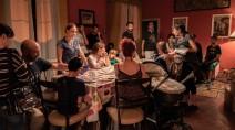 """Foto dal set del film """"Solo cose belle"""" sulla vita in una casa famiglia Apg23"""