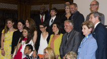 Solo cose belle, la presentazione al Senato con la presidente Casellati