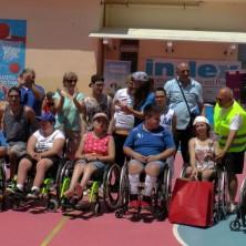 <p>Basket in carrozzina: cronaca di una bella giornata di sport!</p>
