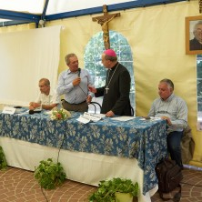 <p>Momento dell'inaugurazione della casa CEC a Vasto. Foto di Federico Dessardo</p>