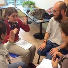 <p>Corso LIS: lavori di gruppo</p>