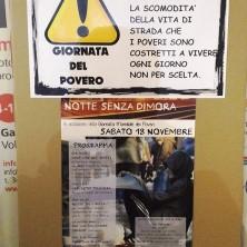 <p>Iniziative apg23 a Faenza per la giornata mondiale dei poveri</p>