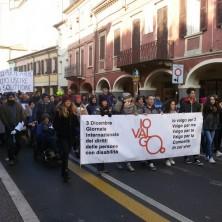 <p>Io Valgo a Cesena per la giornata mondiale della disabilit&agrave; 2017</p>
