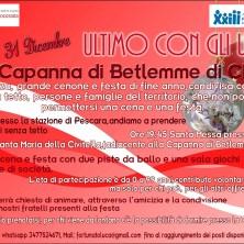 <p>Volontariato a Capodanno a Chieti</p>