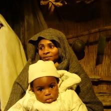 <p>Maria nera con il Bambino</p>
