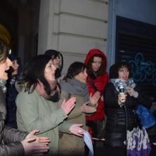 <p>Contro la schiavitù della donna, Torino 2017</p>