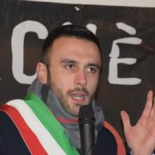 <p>Sindaco a Torino per Santa Bakhita, 2017</p>