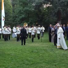 <p>Il Papa durante la sua visita in Cile</p>