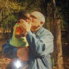<p>Don Mino, missione in Zambia, 1995</p>