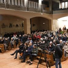 """<p>Un momento della veglia """"Migrazione senza tratta"""" a Verona, l'8 febbraio 2018</p>"""