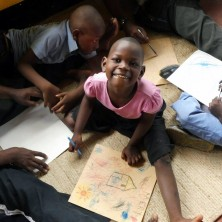 """<p>Centro Diurno per bambini """"Kituo cha Baba Oreste"""", a Bunju, Tanzania</p>"""