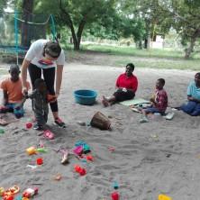 <p>Centro Diurno per bambini &quot;Kituo cha Baba Oreste&quot;, a Bunju, Tanzania</p>