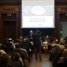 <p>Universit&agrave; di Padova; presentazione campagna per un Ministero della Pace, 2018</p>