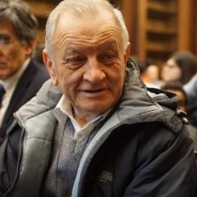 <p>Don Albino Bizzotto; Universit&agrave; di Padova; presentazione campagna per un Ministero della Pace, 2018</p>