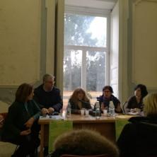 <p>Incontro sul libro di Irene Ciambezi: Non siamo in vendita - Schiave adolescenti lungo la rotta libica. Storie di sopravissute.</p>