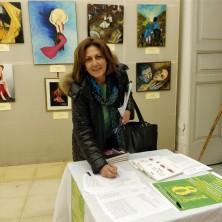 <p>L&#39;Assessore alle Pari opportunit&agrave; di S. Giorgio Cremano (NA), Angela Viola, firma la Campagna Questo &egrave; il mio corpo, contro la tratta di donne per la prostituzione</p>