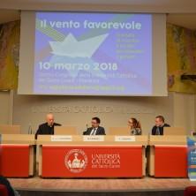 <p>Evento preparatorio al Sinodo dei Giovani, Piacenza, 10 marzo 2018</p>