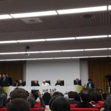 <p>Pre-Sinodo dei giovani, Roma, 19 marzo 2018</p>