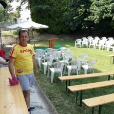 <p>Tutto &egrave; pronto per la festa del 45&deg; anniversario di Casa Betania</p>