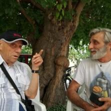<p>Marino istruisce Giancarlo, il suo angelo custode (il recuperando che ha Marino come angelo custode)</p>
