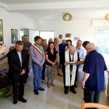 <p>Benedizione della casa famiglia. Foto Tecla Barberini di Tonelli Rita</p>
