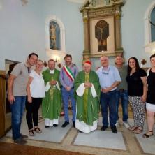 <p>Celebrazione Eucaristica con il Cardinale Elio Sgreccia. Foto Tecla Barberini di Tonelli Rita</p>