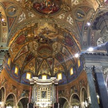 <p>Il Santuario della Beata Vergine del Rosario a Pompei. Foto di Nicoletta Pasqualini</p>