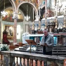 <p>Ramonda al pellegrinaggio della Comunit&agrave; Papa Giovanni XXIII a Pompei. Foto di Alessio Zamboni</p>