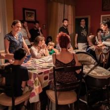 <p>Foto dal set del film &quot;Solo cose belle&quot; sulla vita in una casa famiglia Apg23</p>