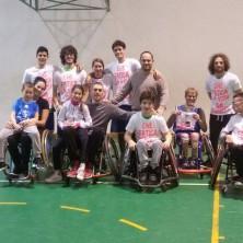 <p>A Cesenatico, ogni anno la Apg23 partecipa al torneo di basket in carrozzina: un'occasione dove integrazione e inclusione vincono sempre!</p>