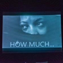 """<p>Un momento della presentazione del Docu-film """"How much"""" che racconta storie vere di donne ingannate e costrette a prostituirsi</p>"""