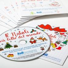 <p>7 canzoni di Natale, provenienti da tutto il mondo, in diverse lingue e dialetti, cantate e suonate dai bambini e dalle persone accolte nelle Case Famiglia</p>