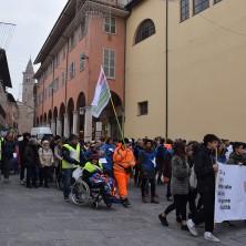 <p>Manifestazione Io Valgo a Cesena - foto di Anna Gasparini</p>