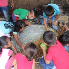 <p>Colombia: il Natale nella Comunit&agrave; di Pace a San Jos&eacute; de Apartad&ograve;</p>