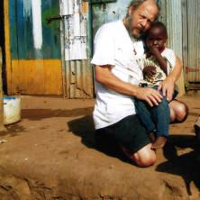 <p>In Kenya, nella baraccopoli di Soweto</p>