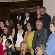 <p>Solo cose belle, la presentazione al Senato con la presidente Casellati</p>