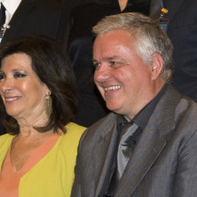 <p>Solo cose belle, la presentazione al Senato: Ramonda con Casellati</p>